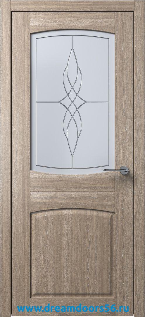 Межкомнатная дверь Bent B4-4