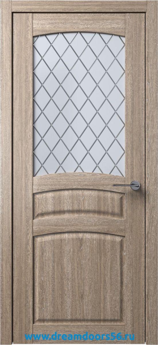 Межкомнатная дверь Bent B16-4