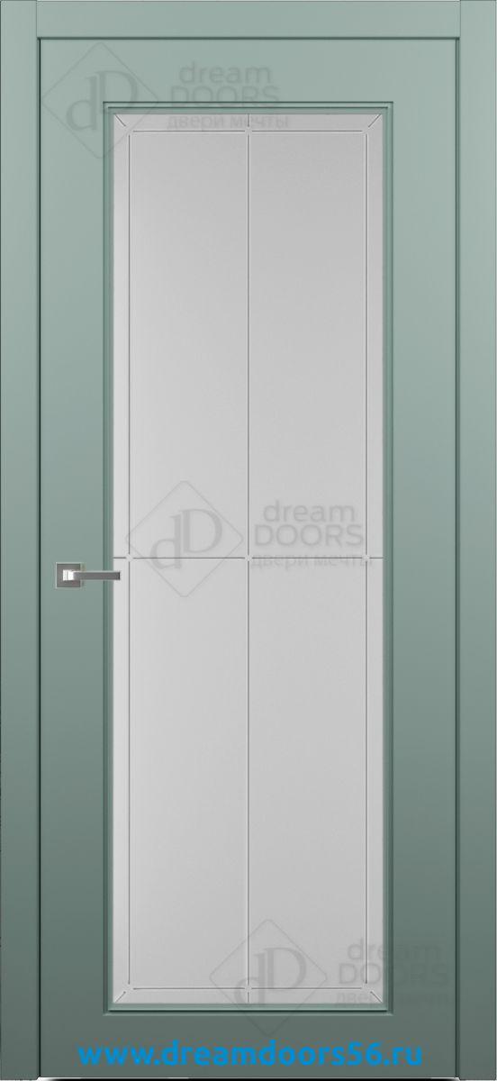 Межкомнатная дверь Ancio 2