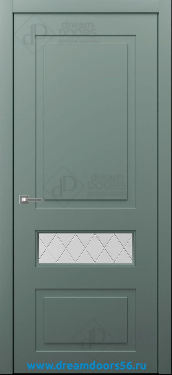Межкомнатная дверь Ancio 8-3