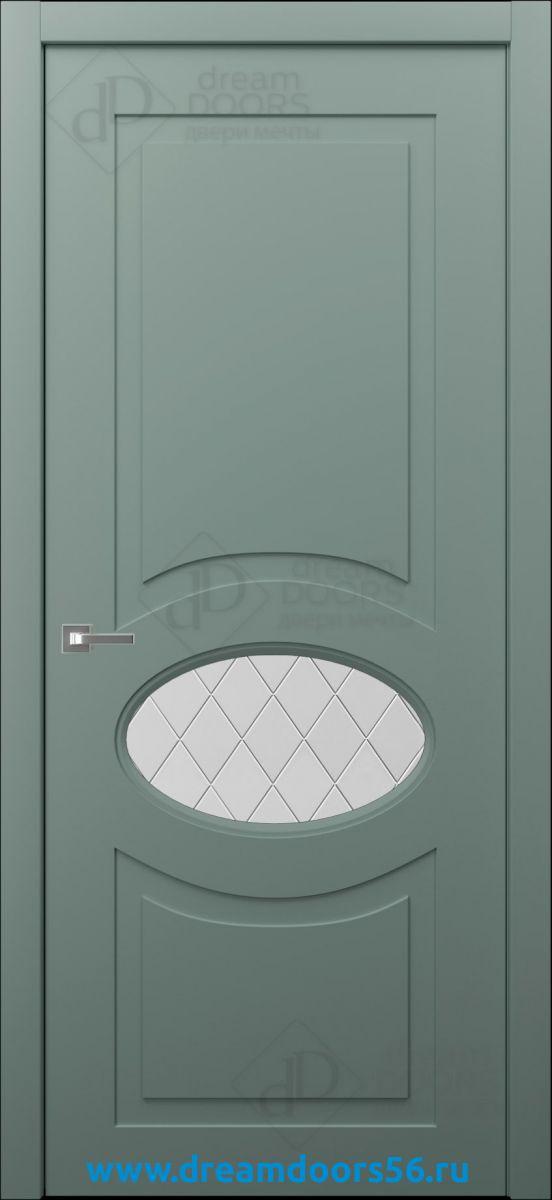 Межкомнатная дверь Ancio 15-3